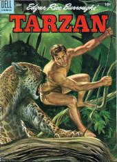 Tarzan (Dell - 1948) -66- (sans titre)