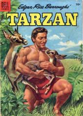 Tarzan (Dell - 1948) -67- (sans titre)