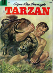 Tarzan (Dell - 1948) -68- (sans titre)
