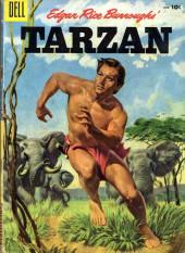 Tarzan (Dell - 1948) -69- (sans titre)