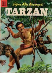 Tarzan (Dell - 1948) -70- (sans titre)