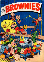 Four Color Comics (Dell - 1942) -398- The Brownies