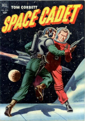 Four Color Comics (Dell - 1942) -400- Tom Corbett, Space Cadet