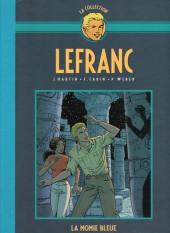 Lefranc - La Collection (Hachette) -18- La momie bleue