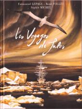 Les voyages d'Ulysse - Les voyages de Jules