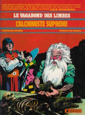 Le vagabond des Limbes -5b1984- L'alchimiste suprême