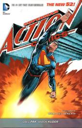 Action Comics (2011) -INT05- What lies beneath