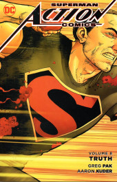 Action Comics (2011) -INT08- Truth
