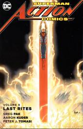 Action Comics (2011) -INT09- Last rites