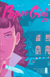 Paper Girls (Image comics - 2015) -26- Issue #26