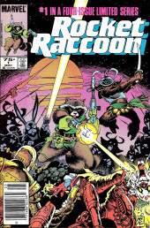 Rocket Raccoon (1985) -1- Animal Crackers