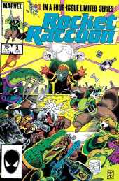 Rocket Raccoon (1985) -3- The Book Of Revelations !