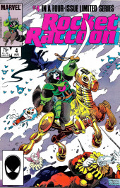 Rocket Raccoon (1985) -4- The Age Of Enlightenment