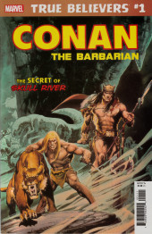 True Believers: Conan (2019) - True Believers: Conan - The secret of skull river