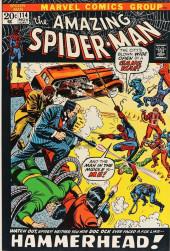 Amazing Spider-Man (The) Vol.1 (Marvel comics - 1963) -114- Hammerhead!