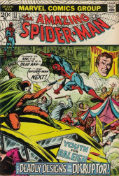 Amazing Spider-Man (The) (1963) -117- The Deadly Designs of the Disruptor!