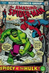 Amazing Spider-Man (The) Vol.1 (Marvel comics - 1963) -119- Spidey vs. The Hulk!