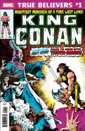 True Believers: Conan (2019) - True Believers: King Conan