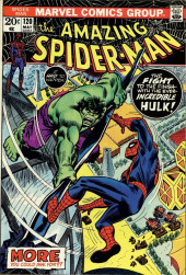 Amazing Spider-Man (The) (1963) -120- The Fight and The Fury!