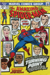 Amazing Spider-Man (The) (1963) -121- Turning Point