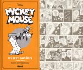 Mickey Mouse par Floyd Gottfredson -4- 1936/1938 - Les Sept fantômes et autres histoires