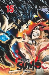 Hinomaru Sumo -15- Tome 15
