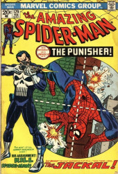 Amazing Spider-Man (The) (1963) -129- He's Different! He's Deadly!! He's--The Punisher!