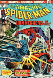 Amazing Spider-Man (The) (1963) -130- Hammerhead Is Out!