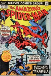 Amazing Spider-Man (The) (1963) -134- Danger Is a Man Called Tarantula!
