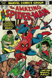 Amazing Spider-Man (The) (1963) -140- ...And One Must Fall!
