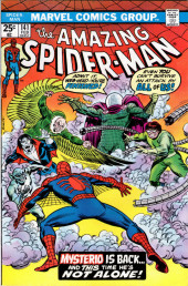 Amazing Spider-Man (The) (1963) -141- Mysterio Is Back... And This Time He's Not Alone!