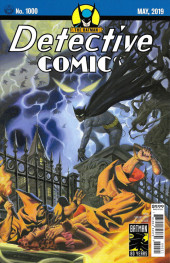 Detective Comics Vol 1 suite, Rebirth (1937) -1000B- Détective Comics #1000 Special Issue