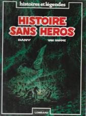 Histoire sans héros - Tome 1a