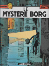 Lefranc -3e1988- Le mystère Borg