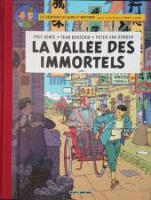 Blake et Mortimer (Les Aventures de) -25TT- La Vallée des Immortels - Tome 1 - Menace sur Hong Kong