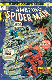 Amazing Spider-Man (The) (1963) -143- -- And Cyclone is his Name!