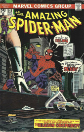 Amazing Spider-Man (The) (1963) -144- The Delusion Conspiracy!