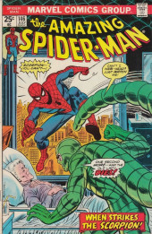 Amazing Spider-Man (The) (1963) -146- When Strikes the Scorpion!