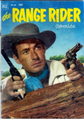 Four Color Comics (Dell - 1942) -404- The Range Rider