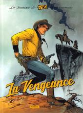 Tex (La jeunesse de) -1- La Vengeance