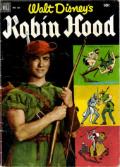 Four Color Comics (Dell - 1942) -413- Walt Disney's Robin Hood