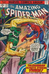 Amazing Spider-Man (The) Vol.1 (Marvel comics - 1963) -154- The Sandman Always Strikes Twice!