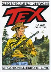 Tex (Albo speciale) -9- La valle del terrore