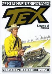 Tex (Albo speciale) -10- L'uomo di atlanta