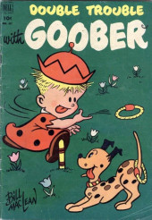 Four Color Comics (Dell - 1942) -417- Double Trouble with Goober