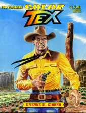 Tex (Color) -1- E venne il giorno