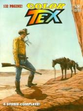 Tex (Color) -4- L'uomo sbagliato e altre storie