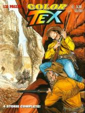 Tex (Color) -6- Stelle di latta e altre storie