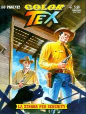 Tex (Color) -7- La strada per serenity
