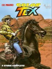Tex (Color) -8- Minaccia nelle tenebre e altre storie